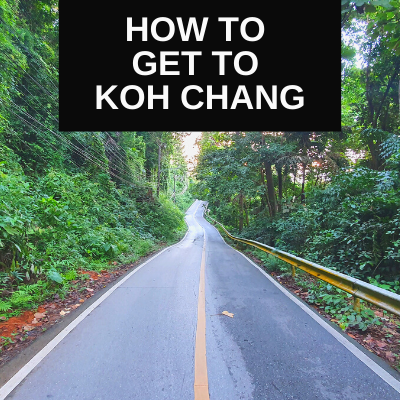 Information about how to get to Koh Chang