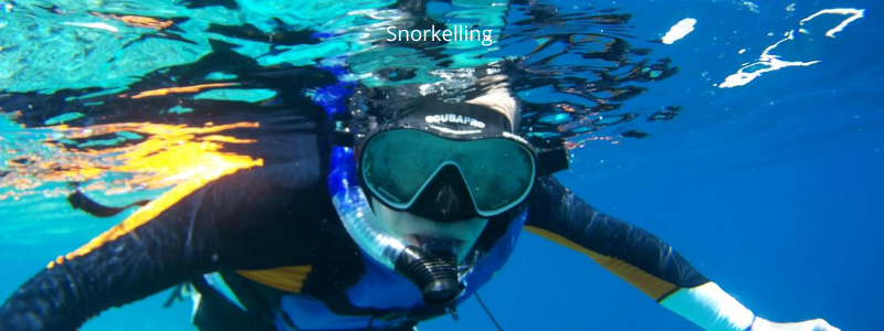 Snorkelling Mu Ko Chang National Park